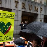 United States lifting its ban on refugees